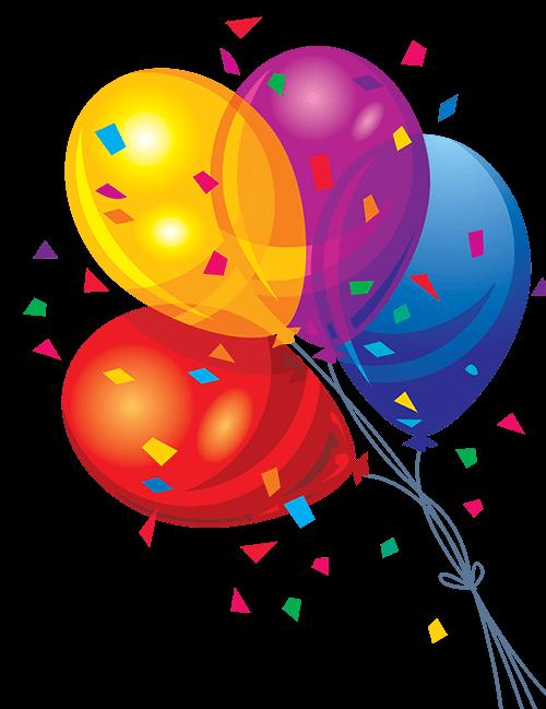 Великий вибір повітряних кульок